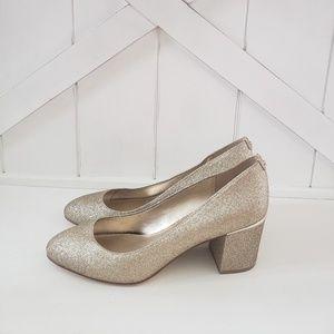 Nine West block heels